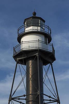 Duluth Inner Canal Lighthouse 1 Poster by John Brueske