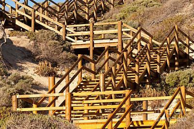 Dune Steps 05 Poster