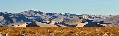 Poster featuring the photograph Dunes - Death Valley by Dana Sohr