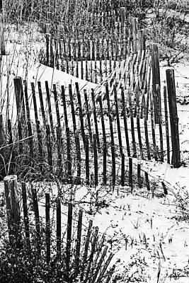 Dunes Of Tybee Island Poster