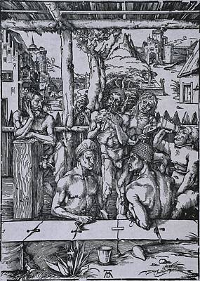 Durer, Albrecht 1471-1528. The Mens Poster by Everett