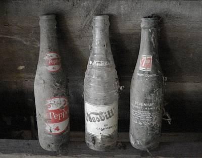 Dust On The Bottles Poster