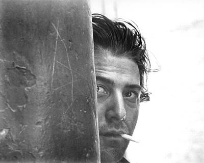 Dustin Hoffman In Midnight Cowboy  Poster by Silver Screen