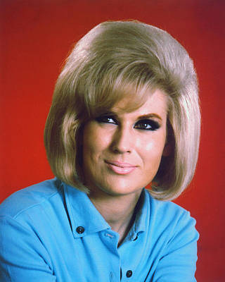 Dusty Springfield Poster by Silver Screen
