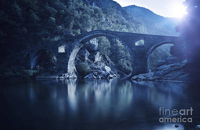 Dyavolski Most Arch Bridge Poster