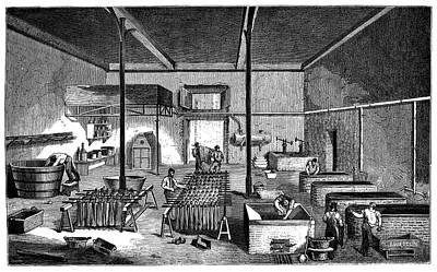 Dye Factory Poster