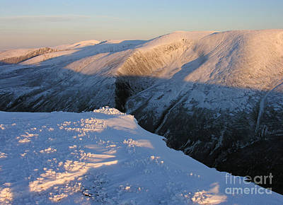 Early Winter Cairngorms Poster