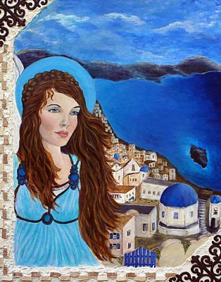 Earthangel Athena Poster