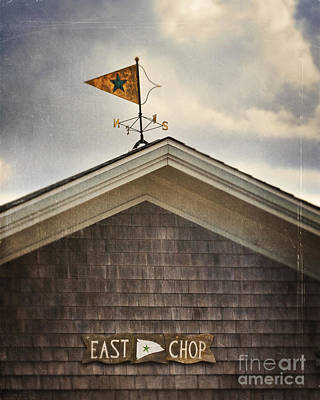 East Chop Martha's Vineyard Poster by Katherine Gendreau