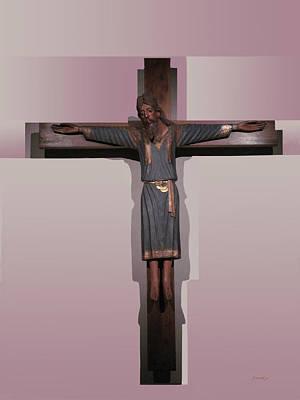 Easter Pasqua Croce Di Gesu Cross Of Jesus Poster