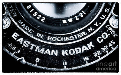Eastman Kodak Co Poster