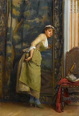 Eavesdropping Poster