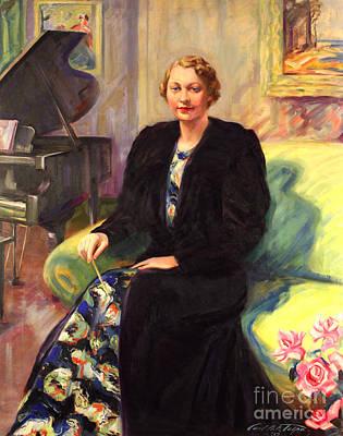 Ebba Sundstrom - -maestro 1937 Poster