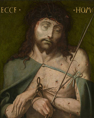Ecce Homo   Poster by  Old Master