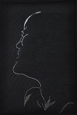 Ecstasy At Midnight Poster by Jo Baner