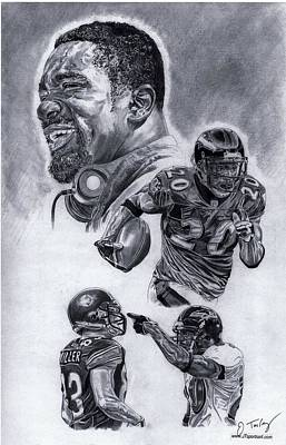 Ed Reed Poster