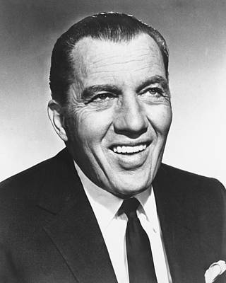 Ed Sullivan Poster by Silver Screen