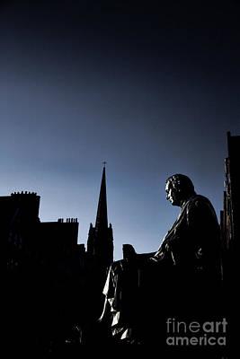 Poster featuring the photograph Edinburgh Royal Mile by Craig B