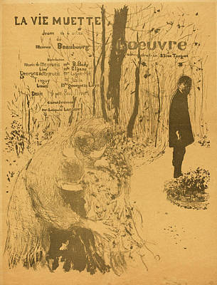 Edouard Vuillard French, 1868 - 1940, La Vie Muette Poster