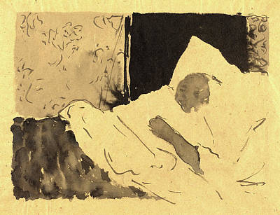 Edouard Vuillard, French 1868-1940 Poster