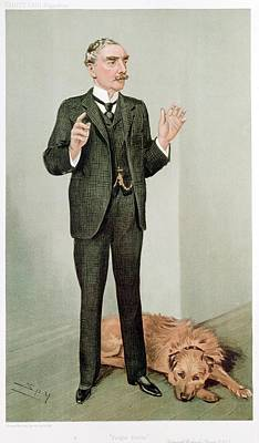 Edward Richard Henry Poster