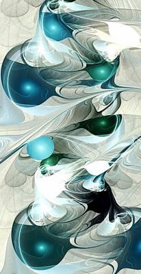 Effervescence Poster by Anastasiya Malakhova