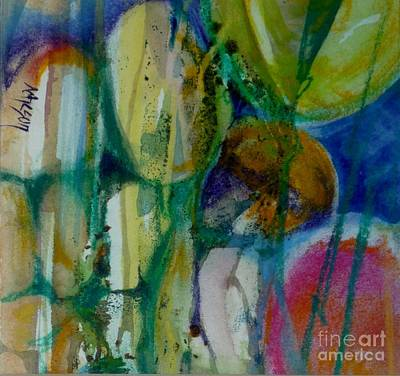 Egg 2 Poster by Donna Acheson-Juillet