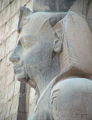 Egypt Collection 212009jp Poster by Jessie J De La Portillo