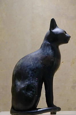 Egyptian Cat Poster