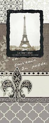 Eiffel I Poster