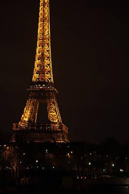 Eiffel Tower - Paris France - 011325 Poster by DC Photographer