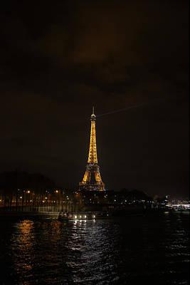 Eiffel Tower - Paris France - 011336 Poster by DC Photographer