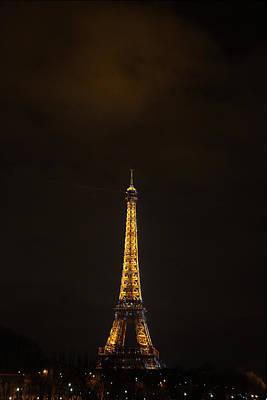 Eiffel Tower - Paris France - 011353 Poster by DC Photographer