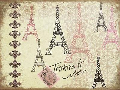 Eiffels Poster