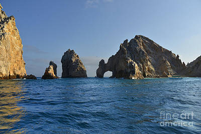 El Arco - The Arch - Cabo San Lucas Poster by Christine Till
