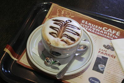 El Buen Cafe Poster