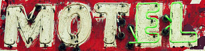 El Motel Poster