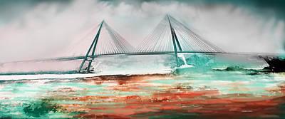 El Puente De Ayamonte Poster