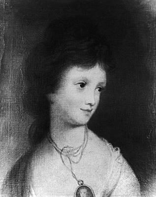 Eleanor Parke Custis Lewis(1779-1852) Poster
