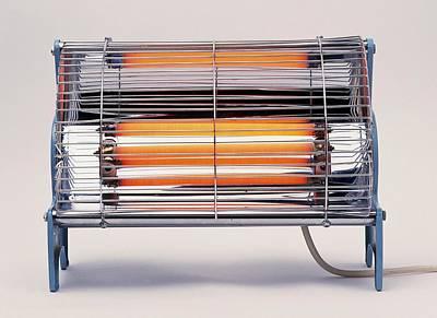Electric Bar Heater Poster by Dorling Kindersley/uig