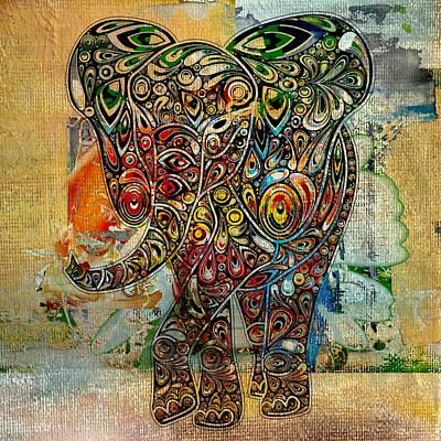 Elefantos - Co01at03 Poster