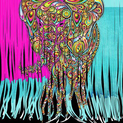 Elefantos - Cr01ac02 Poster