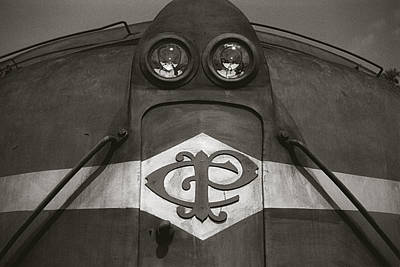 Poster featuring the photograph Eletric Locomotive by Amarildo Correa