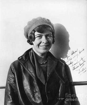 Elinor Smith, Us Aviation Pioneer Poster by Hagley Archive