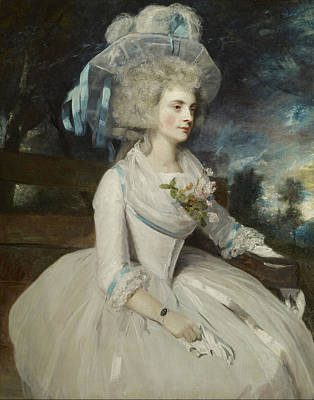 Elizabeth Countess Of Warwick Poster
