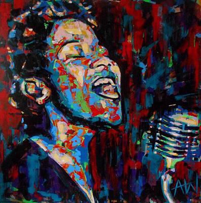 Ella Fitzgerald Poster
