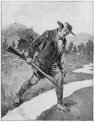 Elliot Coues (1842-1899) Poster