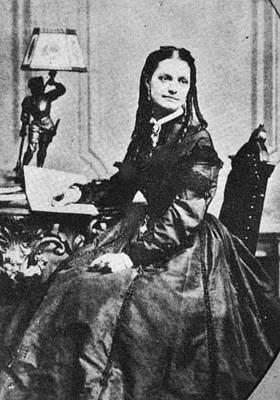 Elodie Todd Dawson (1840-1877) Poster by Granger
