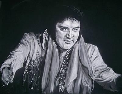 Elvis 1977 Poster