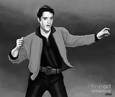 Elvis Presley 4 Poster